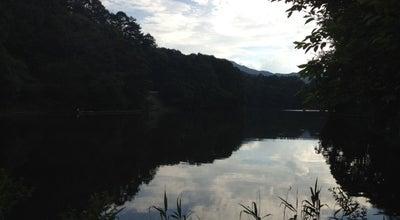 Photo of Lake みどり湖(田川浦湖) at 金井, 塩尻市, Japan