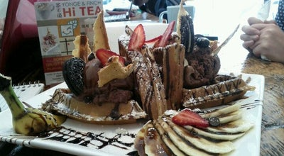 Photo of Cafe Hi Tea at 5509 Yonge St., Toronto, ON M2N 5S3, Canada