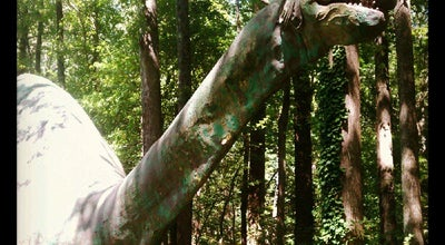 Photo of Monument / Landmark NCMLS Old Brontosaurus at 725 West Murray Avenue, Durham, NC 27704, United States