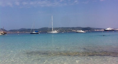 Photo of Beach Cala Bassa at Ctra. De Cala Bassa, Sant Josep de la Talaia 07830, Spain