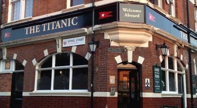 Photo of Pub The Titanic at Simnel Street, Southampton SO14 2BE, United Kingdom