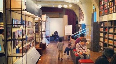 Photo of Art Museum 京都国際マンガミュージアム (International Manga Museum) at 中京区金吹町452, 京都市, 京都府 604-0846, Japan