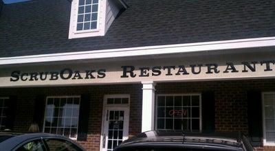 Photo of American Restaurant Scrub Oaks - Contemporary American Pub at 5780 Ramsey St, Fayetteville, NC 28311, United States
