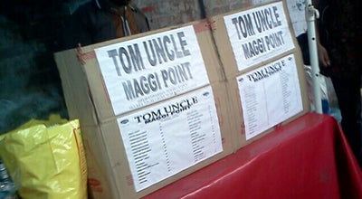 Photo of Food Truck Tom Uncle Maggi Point at Guru Teg Bahadur Road, Delhi, National Capital Territory of Delhi 110009, India