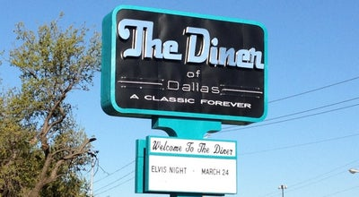 Photo of Diner The Diner of Dallas at 3330 Belt Line Rd, Dallas, TX 75234, United States