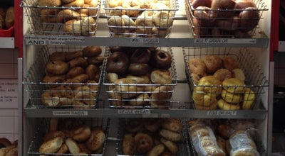 Photo of Restaurant Terrace Bagel at 222 And 222a Prospect West, Brooklyn, NY 11215, United States