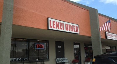 Photo of Diner Lenzi Diner at Virginia Ave., Fort Pierce, FL 32966, United States