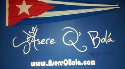 Photo of Dance Studio Asere Q Bola at Pitagoras Col. Narvarte, Mexico