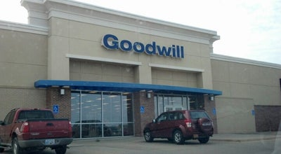 Photo of Thrift / Vintage Store Goodwill at 3737 N Maize Rd, Wichita, KS 67205, United States
