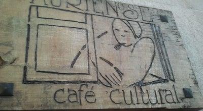 Photo of Coffee Shop Café Cultural Auriense at Praza Do Correxidor, 1-5, Ourense 32005, Spain