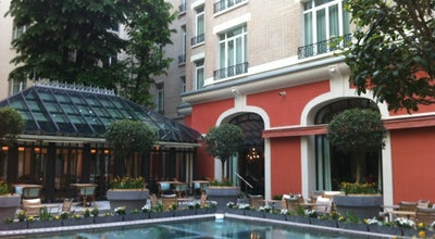 Photo of Hotel Le Royal Monceau at 37 Avenue Hoche, Paris 75008, France