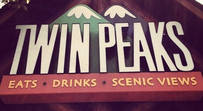 Photo of American Restaurant Twin Peaks Restaurant at 1634 Galleria Blvd, Brentwood, TN 37027, United States