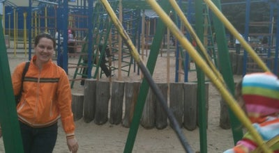 Photo of Playground Детская площадка на ТРЦ Лента at Ул. Победы, Белгород, Russia