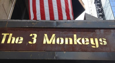Photo of Bar The 3 Monkeys at 236 W 54th St, New York, NY 10019, United States