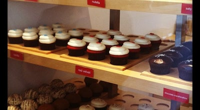 Photo of Cupcake Shop Dlish Cupcakes at 833 Queen St. West, Toronto, ON M6J 1G1, Canada