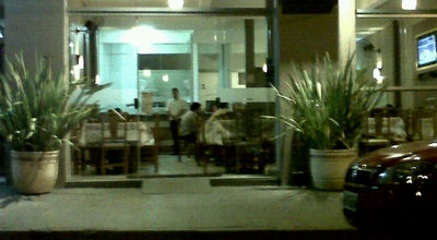 Photo of Pizza Place Giardino Pizzaria at Av. José Paes Almeida, 234, Uberlândia, Brazil