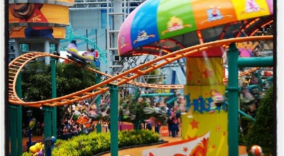 Photo of Theme Park Nickelodeon Universe® at 5000 Center Ct, Bloomington, MN 55425, United States