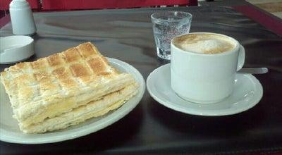 Photo of Cafe La Recoleta de Haedo at Av. Rivadavia 16001, Haedo 1706, Argentina
