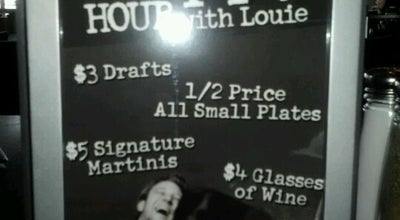 Photo of Restaurant Bar Louie at 2615 Medical Center Parkway, Murfreesboro, TN 37129, United States