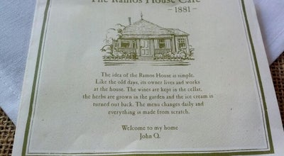 Photo of Breakfast Spot Ramos House Cafe at 31752 Los Rios St, San Juan Capistrano, CA 92675, United States