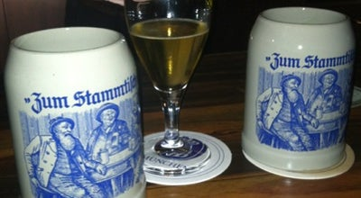Photo of German Restaurant Zum Stammtisch at 6946 Myrtle Ave, Glendale, NY 11385, United States