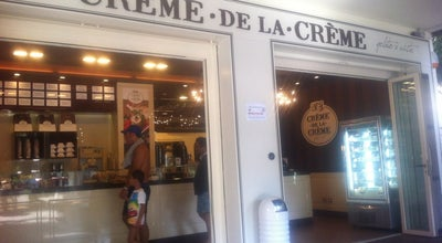 Photo of Ice Cream Shop Creme De La Creme at Viale Gramsci 20, Milano Marittima, Italy