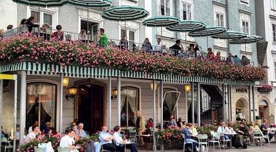 Photo of Cafe Cafe Tomaselli at Alter Markt 9, Salzburg 5020, Austria
