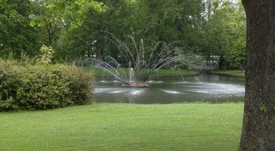 Photo of Park Weizigtpark at Van Baerleplantsoen, Dordrecht 3314 BH, Netherlands