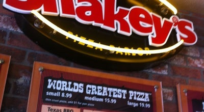Photo of Pizza Place Shakey's Pizza Parlor at 1422 N Azusa Ave, Covina, CA 91722, United States