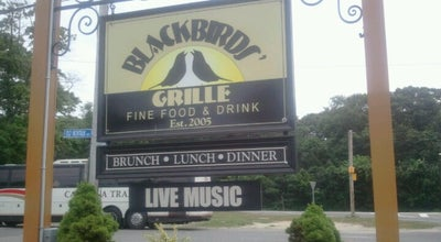 Photo of Bar Blackbirds' Grille at 553 Old Montauk Hwy, Sayville, NY 11782, United States