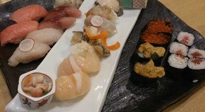 Photo of Sushi Restaurant 町のすし家 四季 花まる すすきの店 at 南4条西2丁目2-4, 札幌市 064-0804, Japan