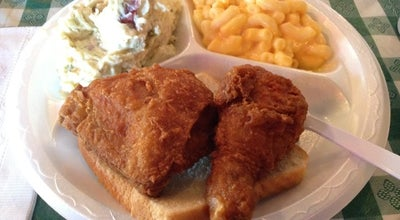 Photo of Fried Chicken Joint Gus's World Famous Fried Chicken at 730 S Mendenhall Rd, Memphis, TN 38117, United States