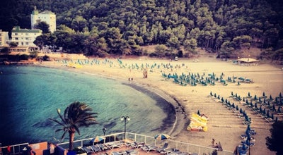 Photo of Beach Cala Llonga at Carrer Valle De Roncal, Calallonga 07840, Spain