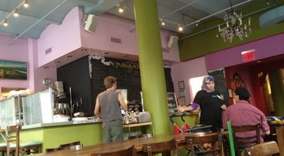 Photo of Vegetarian / Vegan Restaurant Jivamuktea Café at 841 Broadway, New York, NY 10003, United States