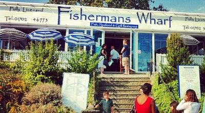 Photo of Seafood Restaurant Fisherman's Wharf at Western Esplanade, Southend-on-Sea SS1 1EE, United Kingdom