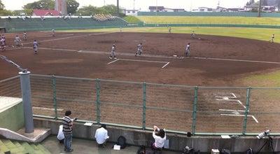 Photo of Park 青森県総合運動公園 at 安田近野234-7, 青森市 038-0021, Japan