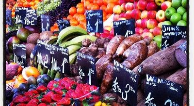 Photo of Market Naschmarkt at Wienzeile, Wien 1040, Austria