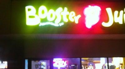 Photo of Smoothie Shop Booster Juice at 247 King Street, Waterloo, ON N2J 2Y8, Canada