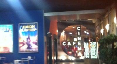 Photo of Cafe Cinema-Cafe IMAX at Nescafe Imax, Москва, Russia