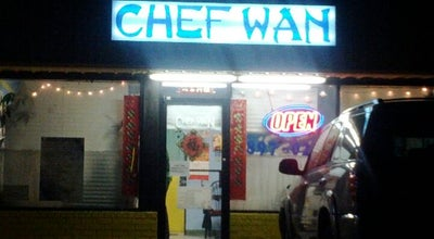 Photo of Chinese Restaurant Chef Wan at 342 Johnny Mercer Blvd, Savannah, GA 31410, United States