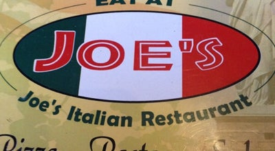 Photo of Italian Restaurant Joe's Pizza Pasta at 1209 E. Saginaw Blvd., Saginaw, TX 76179, United States