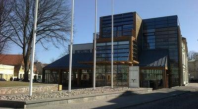 Photo of Library Ventspils Bibliotēka at 2 Akmeņu Iela, Ventspils 3601, Latvia