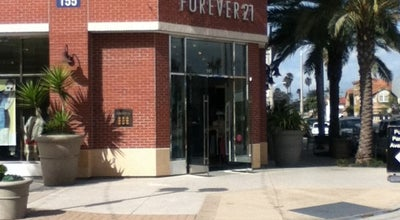 Photo of Clothing Store Forever 21 at 155 5th St, Huntington Beach, CA 92648, United States