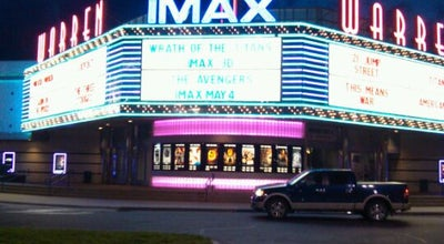 Photo of Movie Theater Warren Theatres at 9150 W 21st St N, Wichita, KS 67205, United States