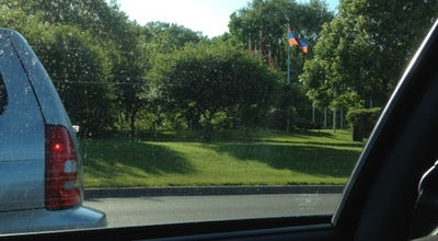 Photo of Historic Site Circle of Flags at Skokie, IL 60076, United States