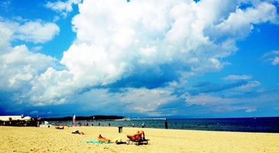 Photo of Beach Plaża Sopot Wejście 32 at Poland