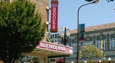 Photo of Bookstore Half Price Books at 2036 Shattuck Ave., Berkeley, CA 94704, United States