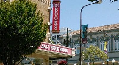 Photo of Bookstore Half Price Books at 2036 Shattuck Ave, Berkeley, CA 94704, United States
