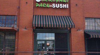 Photo of Sushi Restaurant Teriyaki Park at 220 S 2nd St, Waco, TX 76701, United States