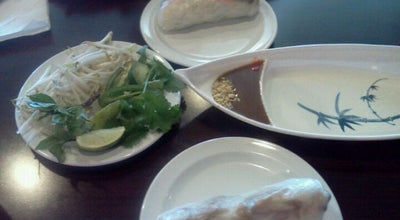 Photo of Vietnamese Restaurant Cafe Trang's Pho Bar at 3301-d Southern, Rio Rancho, NM, United States